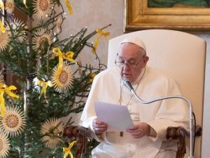 Z powodu choroby papież Franciszek nie odprawi nabożeństwa i mszy na przełomie roku