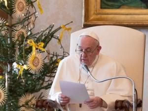 Papież: To będzie dobry rok, jeśli zatroszczymy się o innych