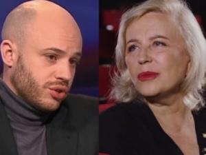 """""""Na**ałaPani na wszystkich Polaków"""". Jan Śpiewak pisze do KrystynyJandy"""