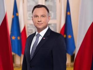 """Andrzej Duda gratuluje Stochowi. """"Piękny triumf w wielkim stylu"""""""