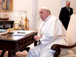 Papież zabrał głos ws. zamieszek w USA