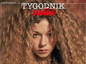 Najnowszy numer Tygodnika Solidarność - Zuza Jabłońska: Nie lubię być słodka i ładna