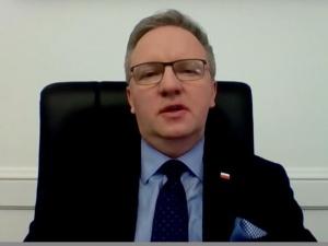 Szczerski: Jutro spotkam się z Panią Ambasador Wielkiej Brytanii w sprawie Polaka w śpiączce