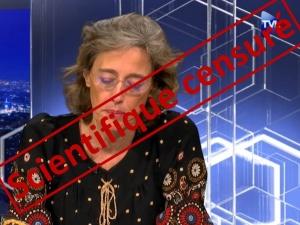 Youtube censure une interview de la scientifique  Alexandra Henrion-Caude