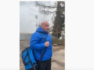 Stanowski kupił słynną niebieską kurtkę Najmana. Nie uwierzysz ile zapłacił
