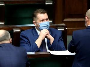 Czarnek: Minister zdrowia i ja oczekujemy dymisji rektoraWUM