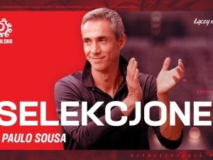 Kim jest nowy selekcjoner reprezentacji? Paulo Sousa kompletuje już sztab kadry Polski