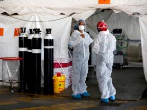WHO: Do Afryki nie dotarła ani jedna zachodniaszczepionka
