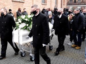 Pogrzeb zamordowanej 13-latki. Odczytano poruszający list od rodziców