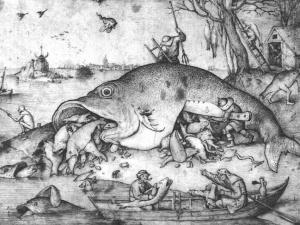 [Tylko u nas] Marcin Bak: Wielkie ryby jedzą małe ryby czyli dyktatura korporacji