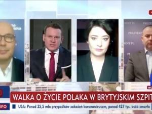 [Video] Partia lewicowa, nie jest antykatolicka. Awantura w TVP Info. Tarczyński nie wytrzymał
