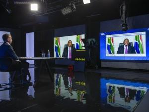 Prezydent RPA: Bogate kraje pozyskały wielkie liczby dawek, pozbawiając szczepionki innych