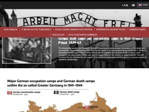 TruthAboutCamps.eu. IPN upowszechnia wiedzę na temat niemieckich obozów wwielujęzykach