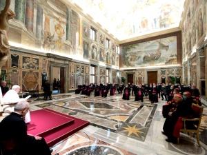 Vatican News: Watykan pośrednio zabiera głos ws. zagłodzonego Polaka