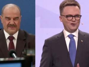 [Video] Hołownia, Trzaskowski i... wójt Wilkowyj. Andruszkiewicz publikuje bezcenne nagranie