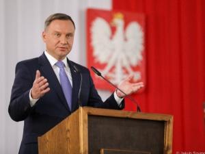 Prezydent Duda: Potrzeba szerszego otwarcia rynku chińskiego na polskie towary