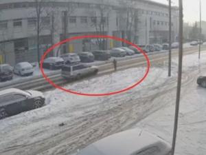 [Video] Potrącił dziecko i odjechał. Policja prosi o pomoc