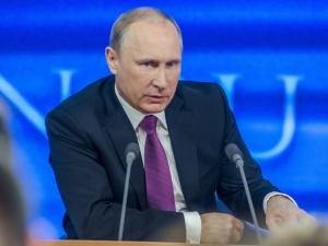 Putin zapowiada, że Rosja nie porzuci Donbasu