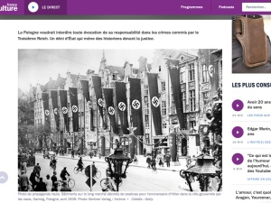 """Skandaliczny wpis francuskiego radia! """"Piszą o »polskiej odpowiedzialności za Holokaust«, i ilustrują to zdjęciem hitlerowskiego Gdańska"""""""