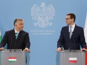 Viktor Orban publikuje na swym profilu artykuł Mateusza Morawieckiego. Ważne słowa węgierskiego przywódcy
