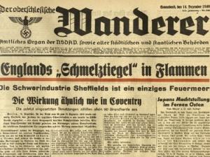 Oberschlesische Wanderer [1939]: Tytuły żeńskie dla urzędniczek. Feminatywy w III Rzeszy