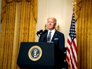 Prezydent Biden zapowiedział twardą postawę wobec Rosji i Chin