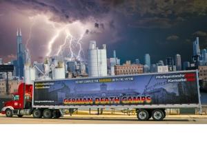 [Tylko u nas] Manager Starbucksa odmówił przyjęcia towaru z ciężarówki #GermanDeathCamps
