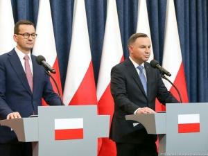 Nieoficjalnie: W Pałacu Prezydenckim spotkanie premiera z prezydentem ws. Nowego Polskiego Ładu