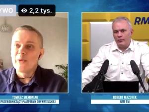 [video]  Mazurek kpi z Siemoniaka: Oj tak, zwłaszcza jak głoszą aborcję na życzenie. To rzeczywiście jest bardzo konserwatywne