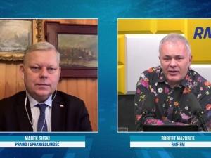 [video] Wtedy rząd rozstanie się z kolegami z Solidarnej Polski. Mocne słowa M. Suskiego u red. Mazurka