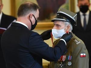 Prezydent Duda: Polska musi pokazywać, że pamięta o Żołnierzach Wyklętych