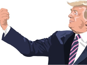 TRUMP IS BACK!