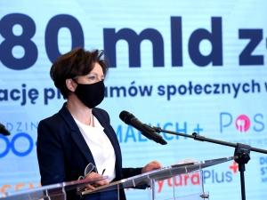 Maląg: Zainwestowaliśmy miliardy złotych, aby Polska mogła wrócić na drogę dalszego rozwoju