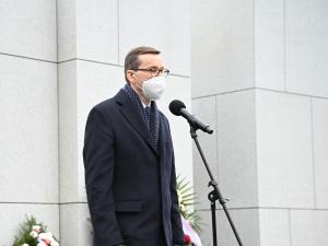 [nasza fotorelacja] Narodowy Dzień Pamięci Żołnierzy Wyklętych. Uroczystości na Wojskowych…