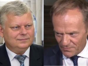 """Marek Suski szydzi z Donalda Tuska. """"Nocny telefon na Nowogrodzką. - Tusk: Panie prezesie melduję…"""""""