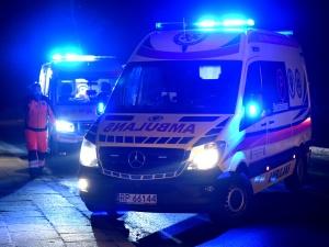 Tragiczny wypadek autobusu na Podkarpaciu. Są ofiary i wielu rannych