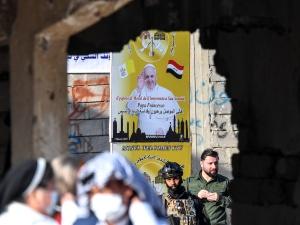 Irak: Papież udaje się do miast zniszczonych przez Państwo Islamskie