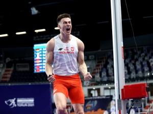 Paweł Wiesiołek z brązowym medalem lekkoatletycznych halowych mistrzostw Europy