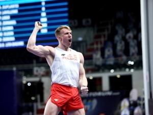 Piotr Lisek z brązowym medalem na halowych mistrzostwach Europy