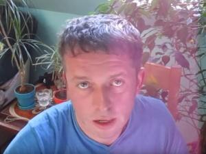 [VIDEO] Wideobloger gej: P...lenie o tym, że Polska jest faszystowska... zapraszam do WB, Francji, Niemiec... Pogadamy