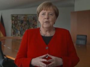 [VIDEO] Zmieniła pani Berlin w Bagdad. Niemiecka europoseł ostro do Angeli Merkel