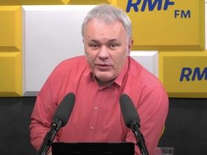 """Oko.press uderza w syna Beaty Szydło. Mazurek nie przebiera w słowach: """"Dno i hańba na zawsze"""""""