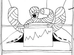 [Nowy rysunek Krysztopy] Pamiętam tylko...
