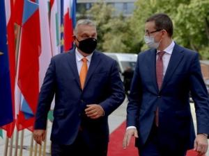 Budapeszt: W czwartek spotkanie premierów Orbana i Morawieckiego z Matteo Salvinim