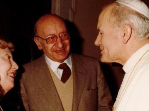 Chronique sur Jean-Paul II et les Français : André Froissard (1915-1995)