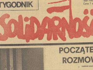 """40 lat temu ukazał się pierwszy numer """"Tygodnika Solidarność"""", który przełamał komunistyczną dominację w mediach"""