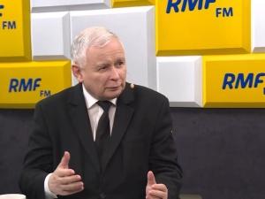Jarosław Kaczyński: Mamy napięcia w koalicji; ucho tego dzbana może się urwać