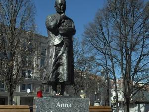 Anna Walentynowicz, le vrai Prix Nobel de la Paix