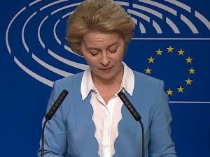 Unia Europejska porzuca Ukrainę? Mocny policzek von der Leyen dla Zełenskiego
