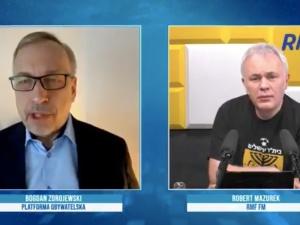 [WIDEO] Zdrojewski zapytany o nazwę ruchu Rafała Trzaskowskiego. Zaskakująca odpowiedź